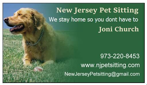 NJ Pet Sitting